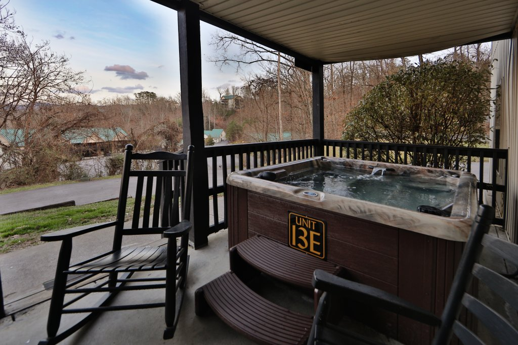 Photo of a Pigeon Forge Condo named Briarstone Lodge Condo 13e - This is the second photo in the set.