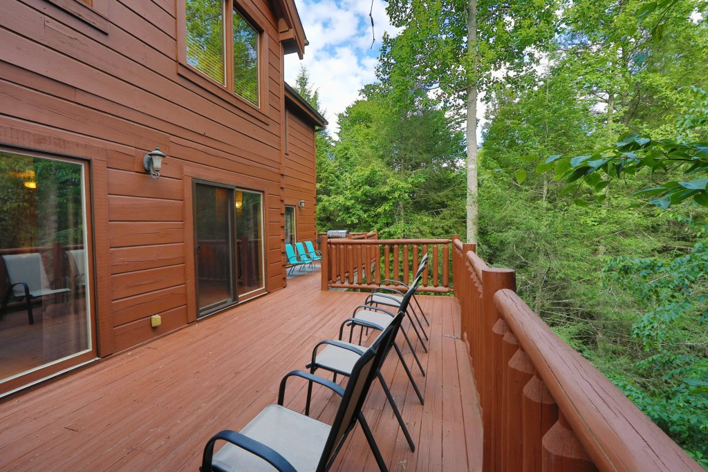 Photo of a Sevierville Cabin named Majestic Manor - This is the ninth photo in the set.