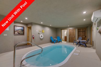 Marco Polo A 4 Bedroom Cabin With Indoor Pool.