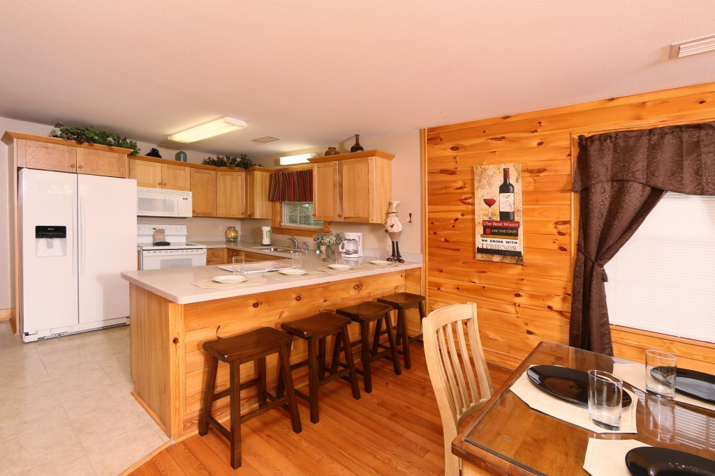 Photo of a Pigeon Forge Chalet named Pinnacle View 7b - This is the twenty-second photo in the set.