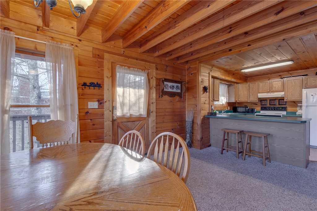 Photo of a Sevierville Cabin named Wildwood Cove - This is the eighth photo in the set.