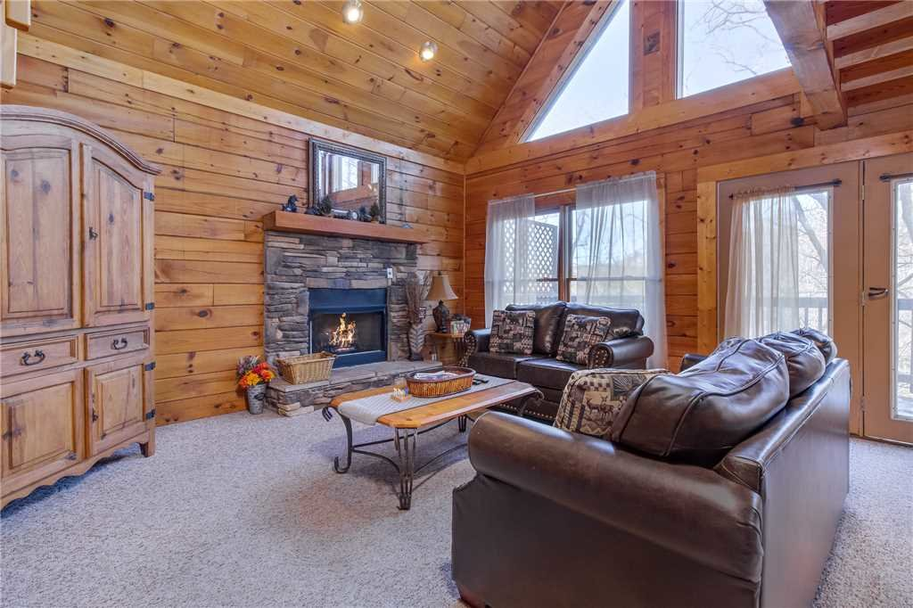 Photo of a Sevierville Cabin named Wildwood Cove - This is the fifth photo in the set.