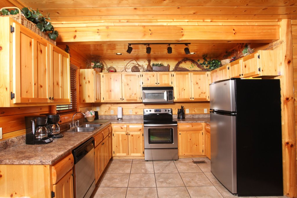 Photo of a Sevierville Cabin named Estate Of Relaxation - This is the twelfth photo in the set.