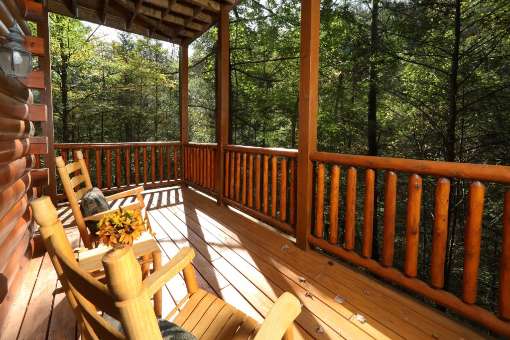 Photo of a Sevierville Cabin named Smoky Bear Manor - This is the eighth photo in the set.