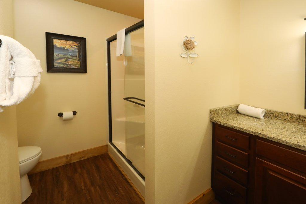 Photo of a Gatlinburg Cabin named Aqua Paradise - This is the thirty-second photo in the set.