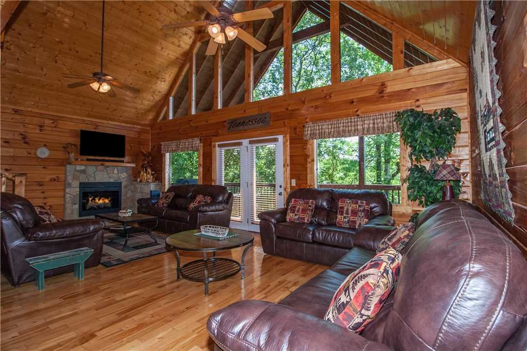 Photo of a Sevierville Cabin named Smoky Mountain Retreat - This is the sixth photo in the set.