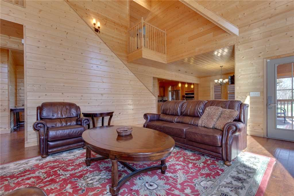 Photo of a Gatlinburg Cabin named Orchard Hideaway - This is the fifth photo in the set.