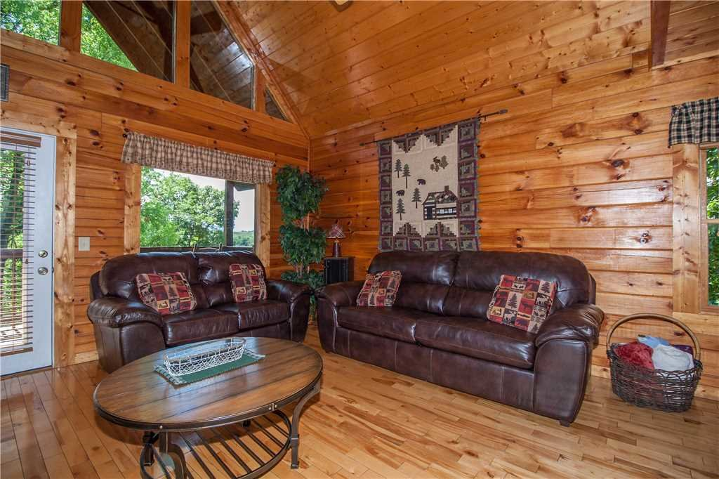 Photo of a Sevierville Cabin named Smoky Mountain Retreat - This is the fifth photo in the set.