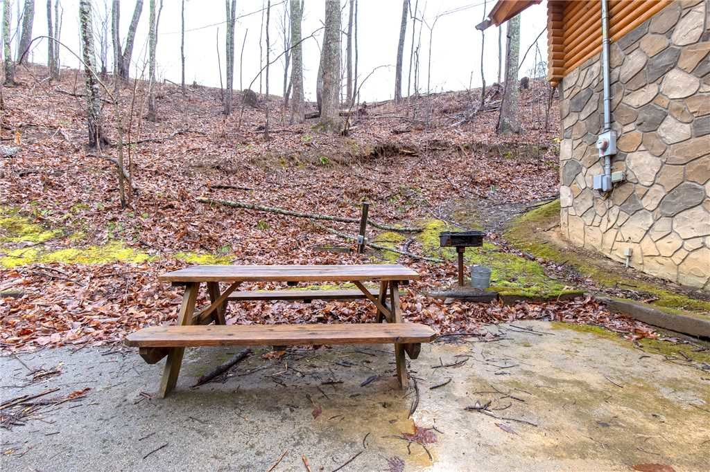 Photo of a Gatlinburg Cabin named Enchanted Forest - This is the twenty-first photo in the set.