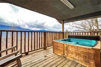 Leconte View 1, 1 Bedroom, Fireplace, Hot Tub, Grill, Pool Table, Sleeps 2
