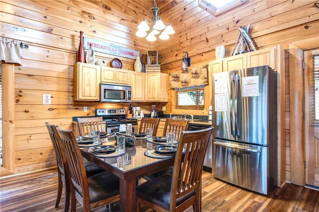 Photo of a Sevierville Cabin named Appalachian Dream - This is the seventh photo in the set.