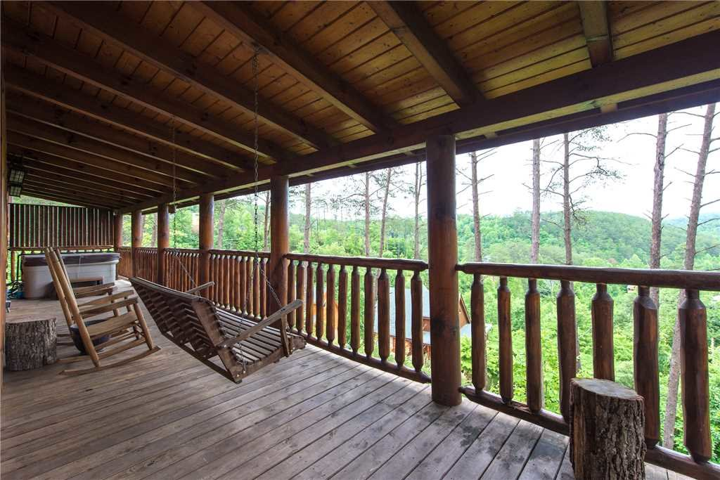 Photo of a Sevierville Cabin named Appalachian Dream - This is the twentieth photo in the set.