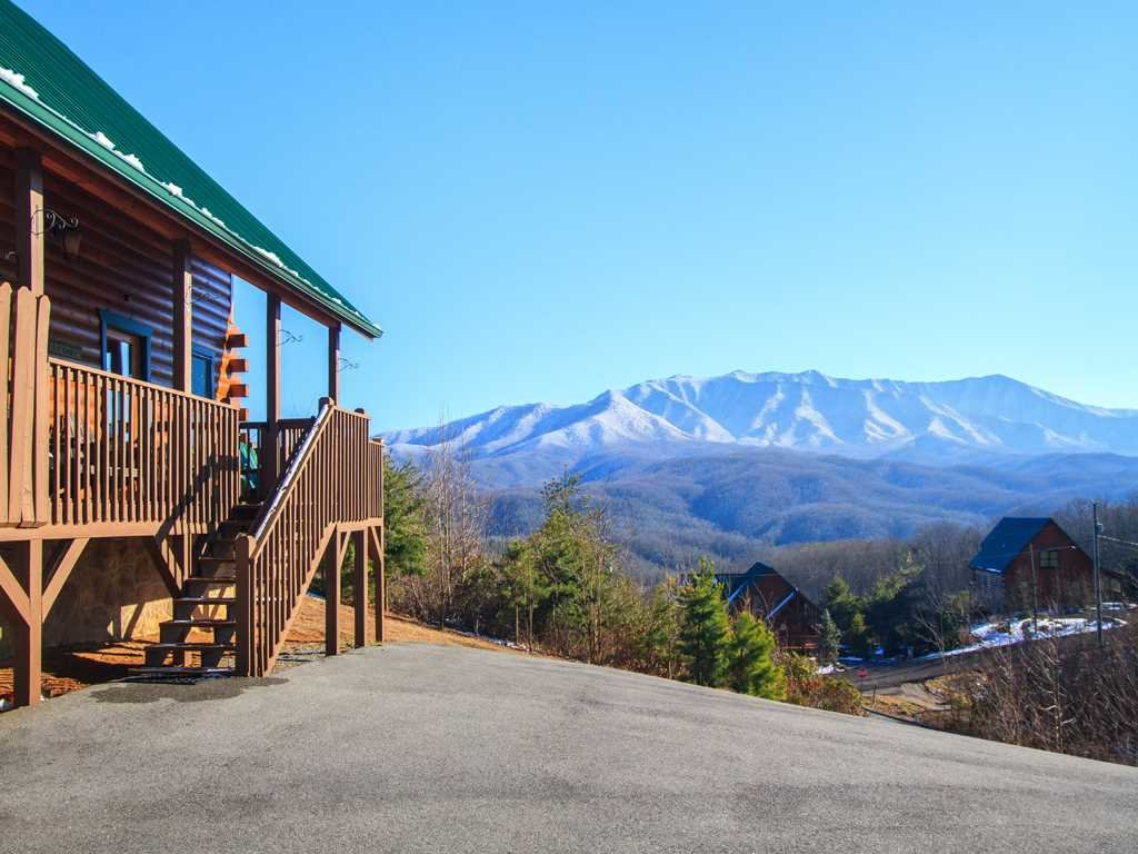 Photo of a Gatlinburg Cabin named Gatlinburg Summit Views - This is the twenty-third photo in the set.