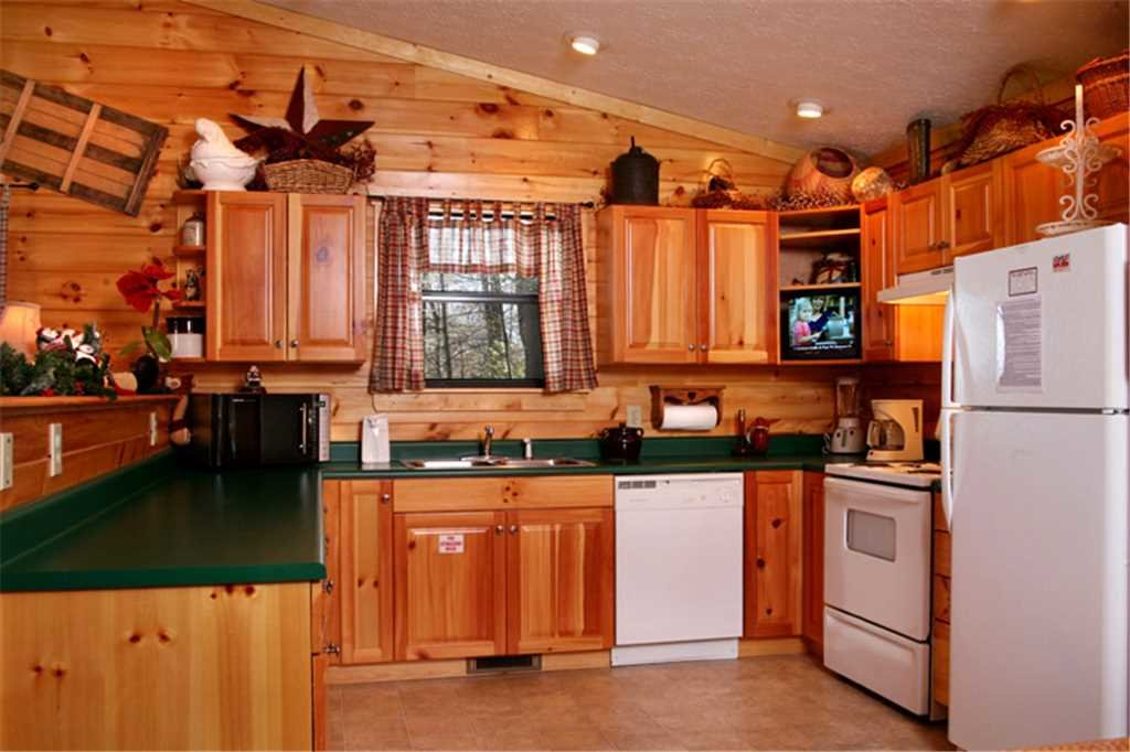 Photo of a Gatlinburg Cabin named Great Expectations - This is the seventh photo in the set.