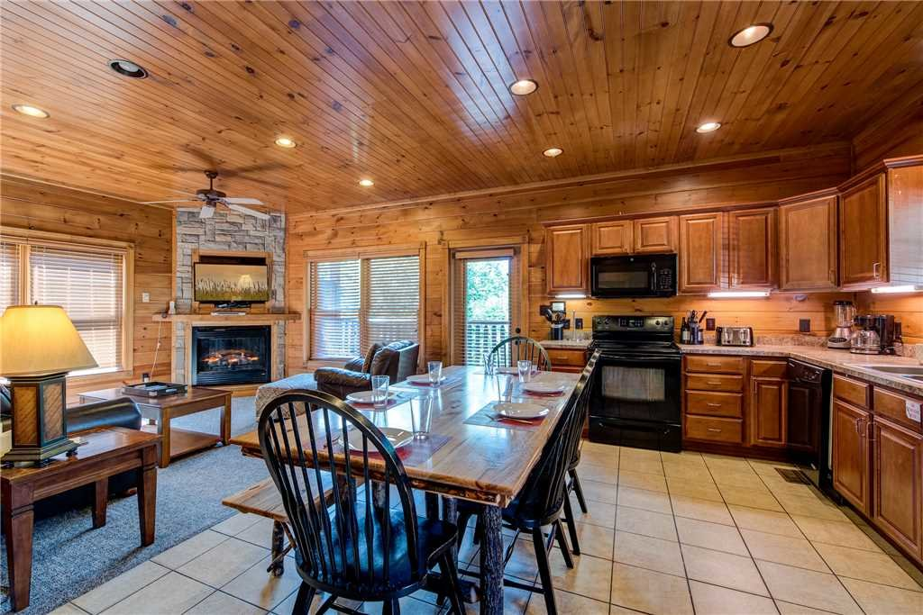 Photo of a Gatlinburg Cabin named Gatlinburg Majesty - This is the fifth photo in the set.