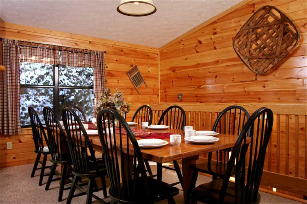Photo of a Gatlinburg Cabin named Great Expectations - This is the fifth photo in the set.