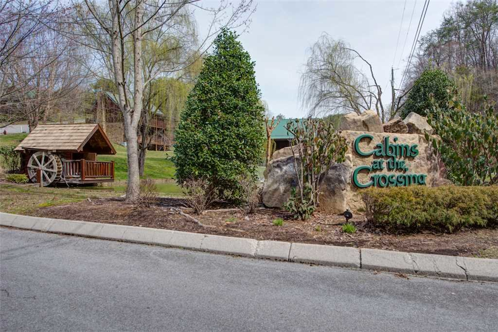 Photo of a Pigeon Forge Cabin named A Mountain Paradise - This is the twenty-first photo in the set.