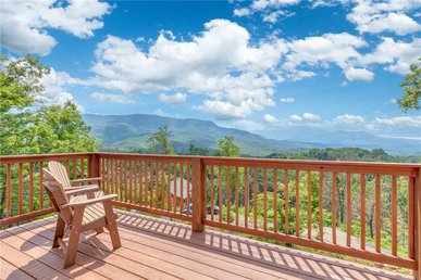 Eagles View, 4 Bedroom, Mountain View, Hot Tub, Pool Access, Sleeps 11