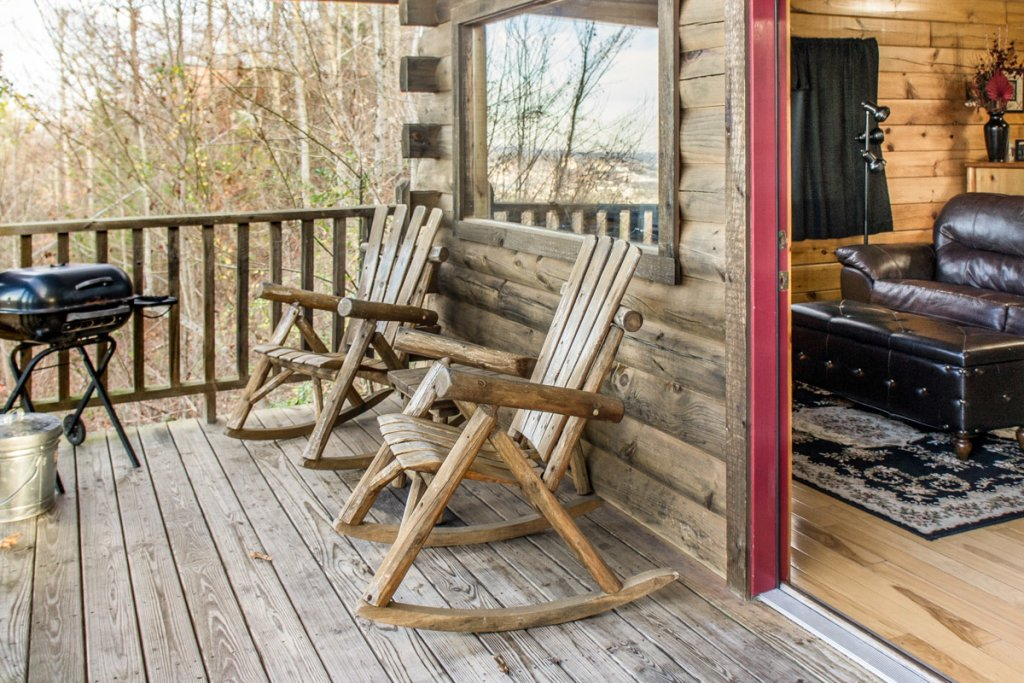 Photo of a Sevierville Chalet named Lucky Star - This is the fifteenth photo in the set.