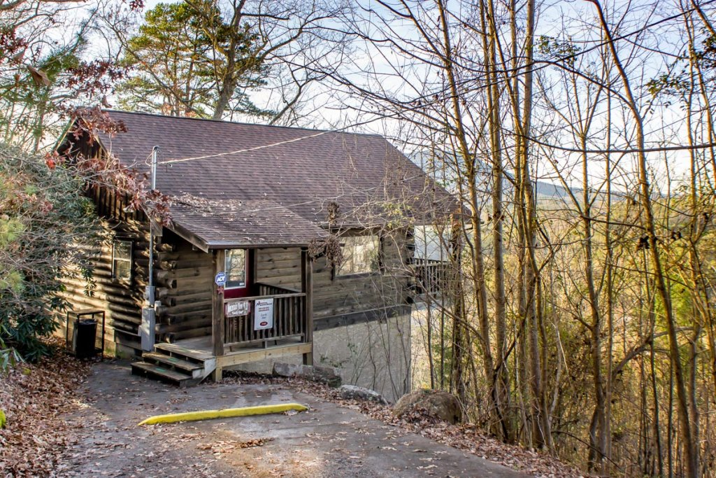 Photo of a Sevierville Chalet named Lucky Star - This is the eighteenth photo in the set.