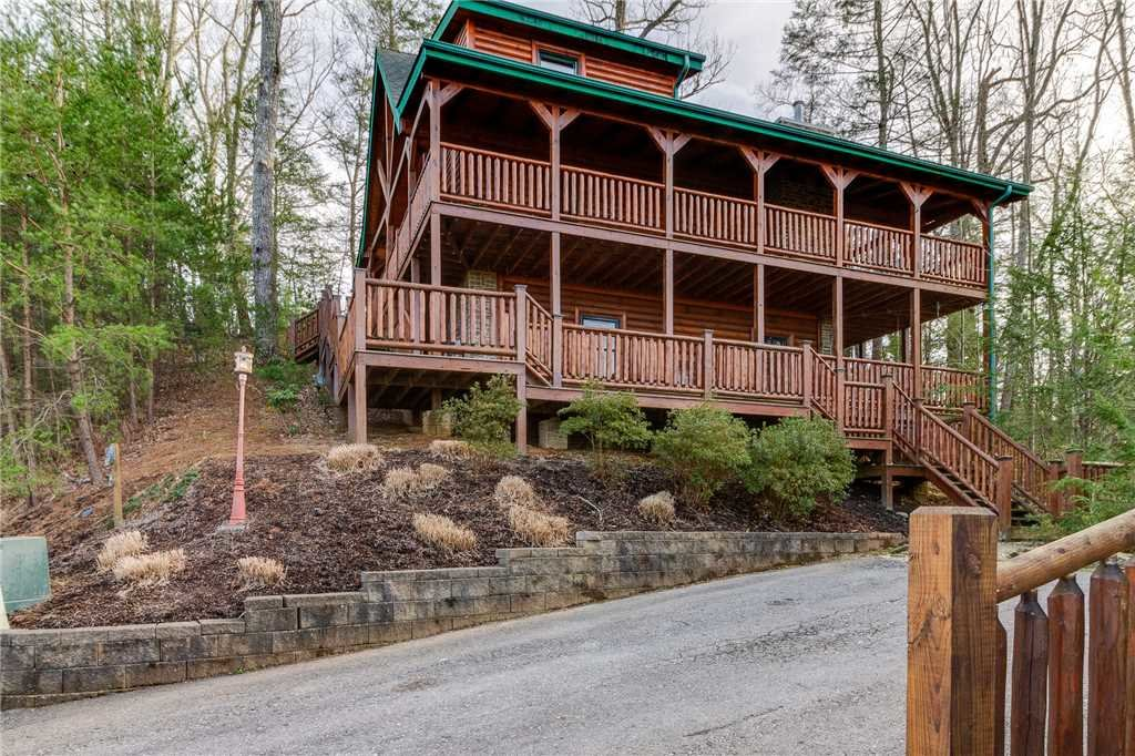 Photo of a Gatlinburg Cabin named Angels Rest - This is the fifty-first photo in the set.