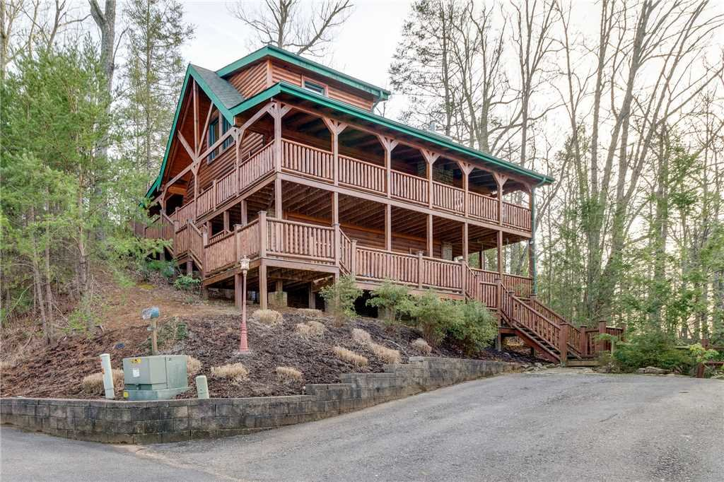 Photo of a Gatlinburg Cabin named Angels Rest - This is the fifty-second photo in the set.