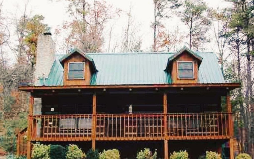 Photo of a Gatlinburg Cabin named Bear Trails - This is the first photo in the set.