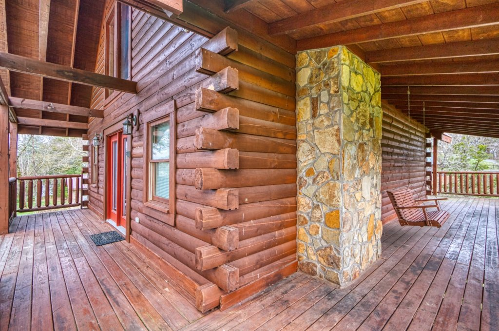 Photo of a Pigeon Forge Cabin named Amazing Grace #264 - This is the eighth photo in the set.