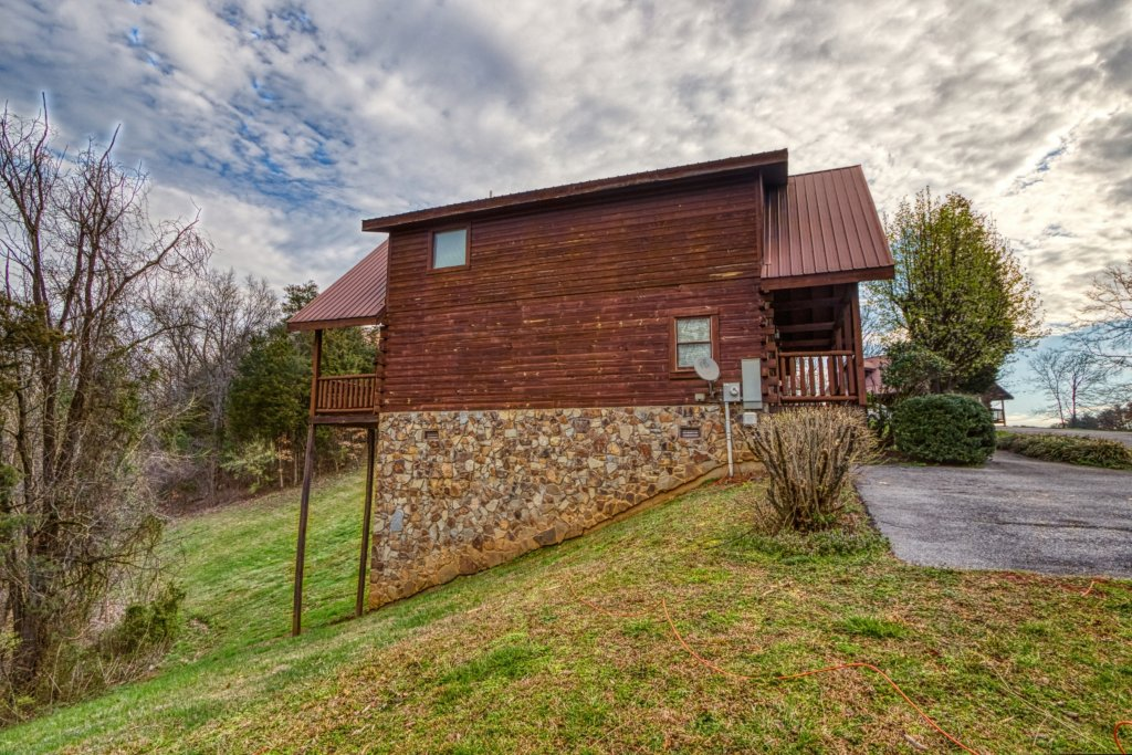Photo of a Pigeon Forge Cabin named Amazing Grace #264 - This is the ninth photo in the set.