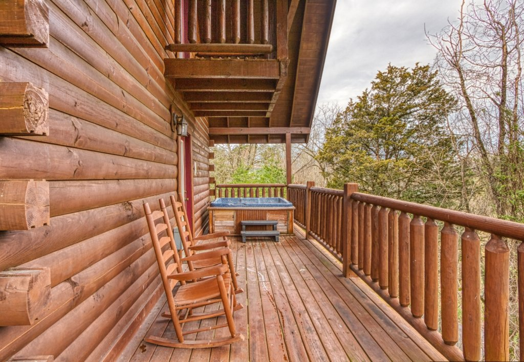 Photo of a Pigeon Forge Cabin named Amazing Grace #264 - This is the sixth photo in the set.