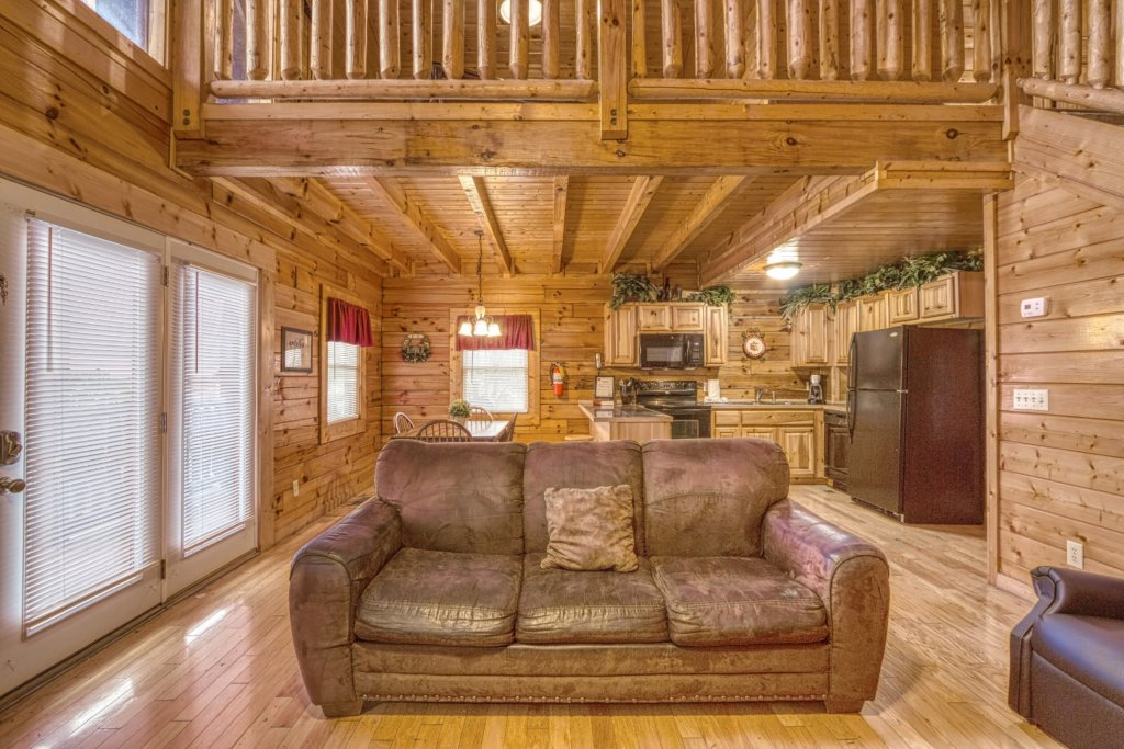 Photo of a Pigeon Forge Cabin named Amazing Grace #264 - This is the thirteenth photo in the set.