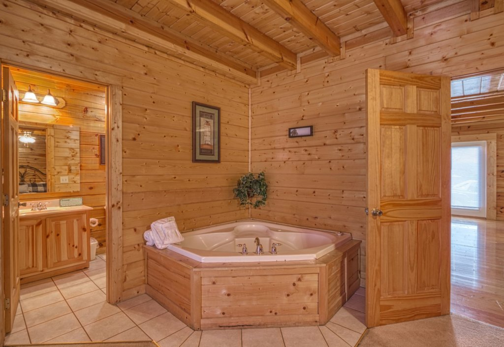 Photo of a Pigeon Forge Cabin named Amazing Grace #264 - This is the twenty-second photo in the set.