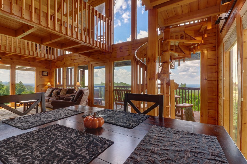 Photo of a Pigeon Forge Cabin named Sky View - This is the eighth photo in the set.