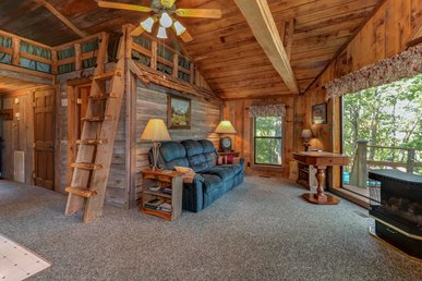 Mockingbird's View Cabin