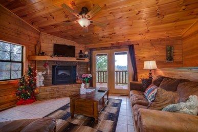 Bear Necessity Cabin