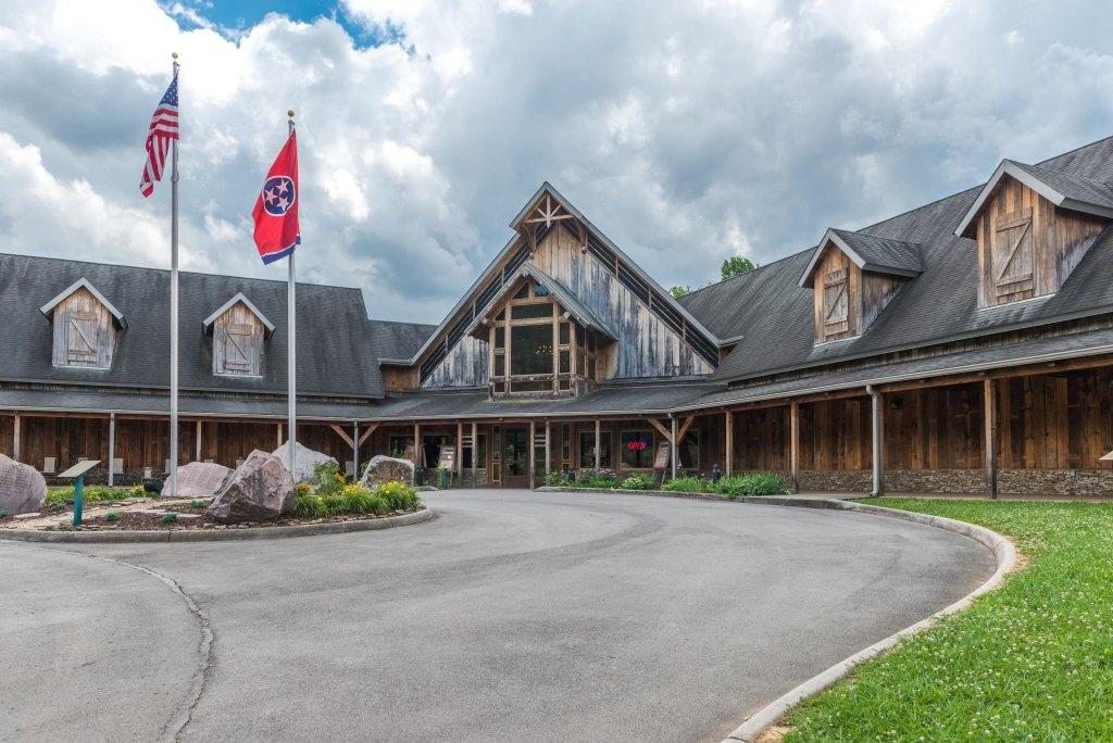 Photo of a Sevierville Cabin named Cabin Fever - This is the thirty-second photo in the set.