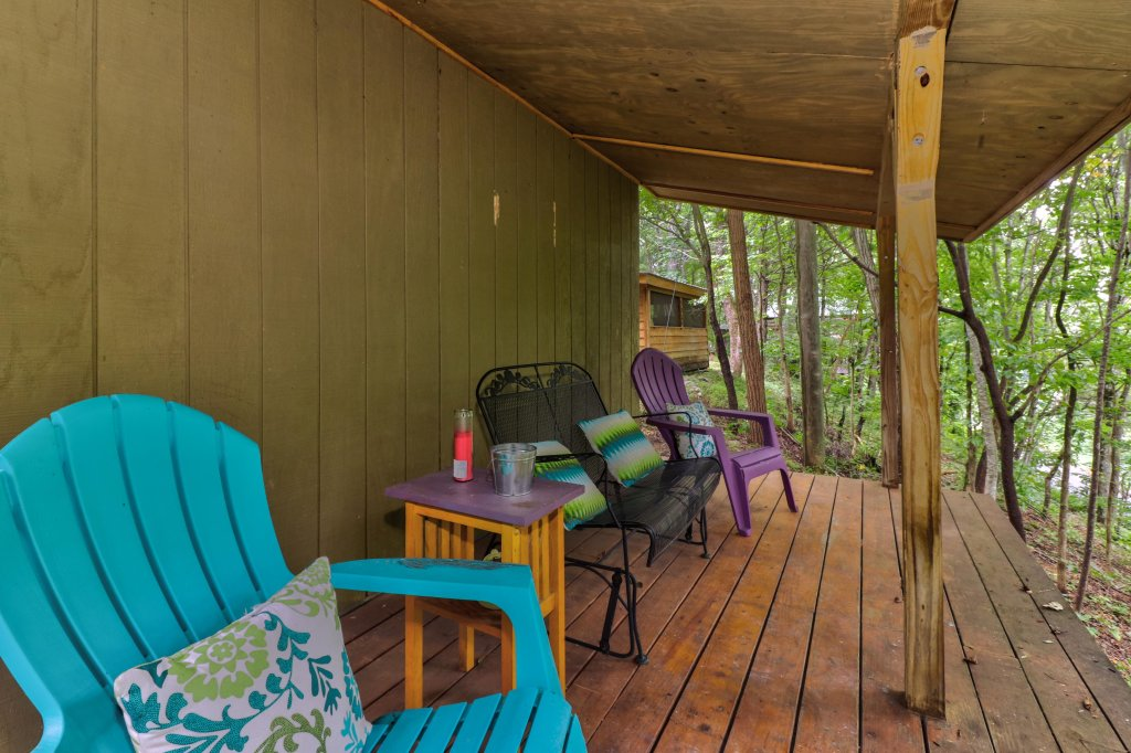 Photo of a Gatlinburg Cabin named Crescent Moon - This is the twenty-seventh photo in the set.