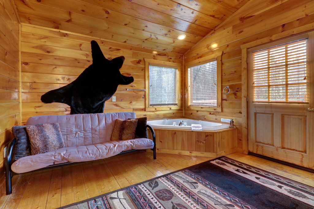 Photo of a Gatlinburg Cabin named Hillybill's Hideout - This is the nineteenth photo in the set.