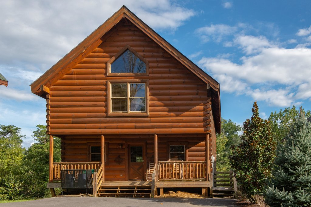 Photo of a Sevierville Cabin named Just For Fun - This is the ninth photo in the set.