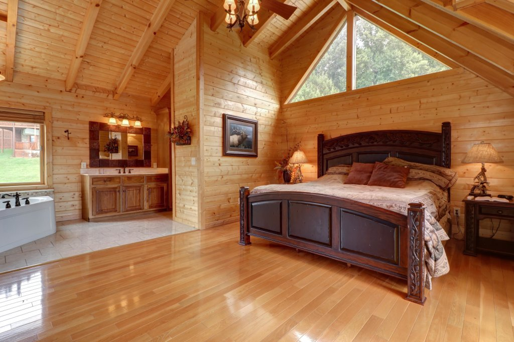 Photo of a Sevierville Cabin named Bear Valley Lodge - This is the ninth photo in the set.