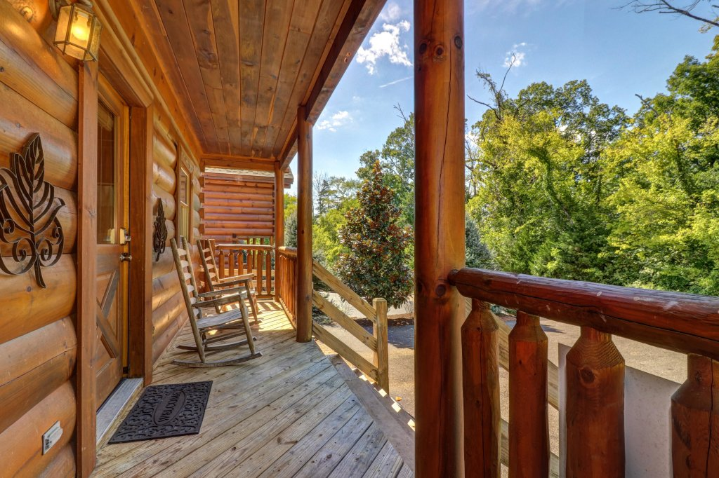 Photo of a Sevierville Cabin named Just For Fun - This is the twenty-seventh photo in the set.