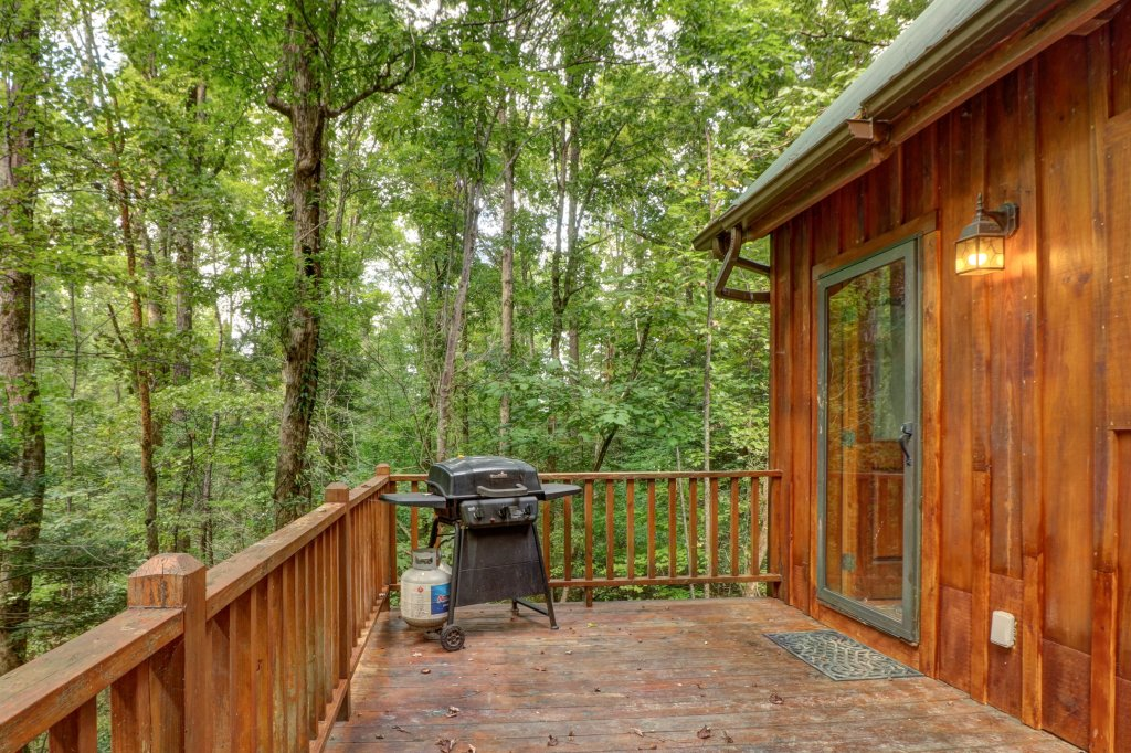Photo of a Sevierville Cabin named Friendly Bear Cabin - This is the fourth photo in the set.