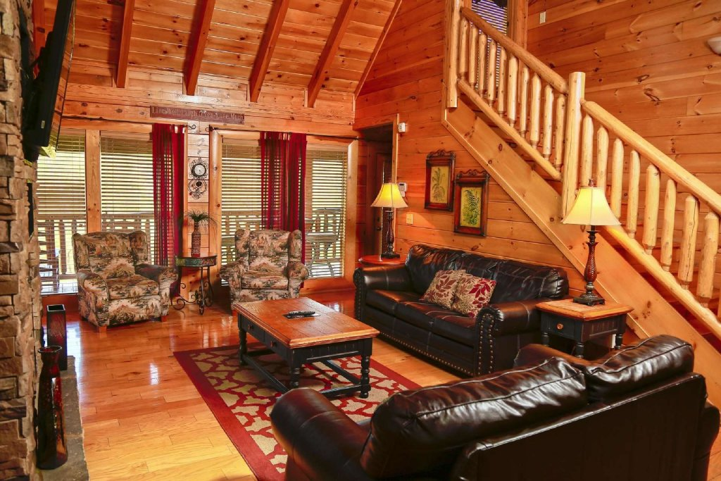 Photo of a Pigeon Forge Cabin named Southern Sky - This is the fourth photo in the set.