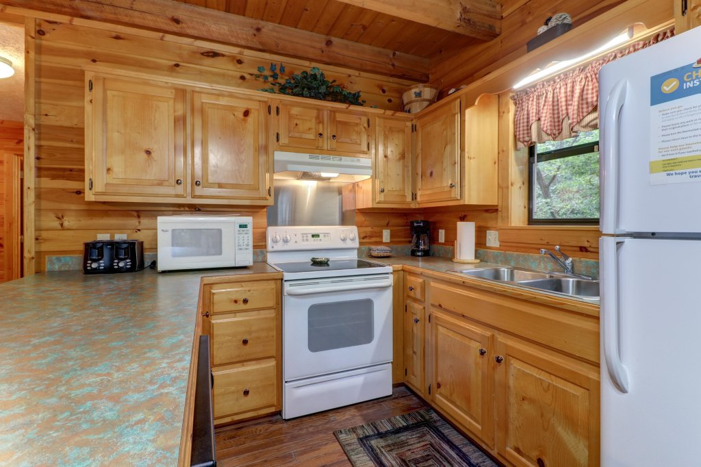 Photo of a Sevierville Cabin named Friendly Bear Cabin - This is the twelfth photo in the set.