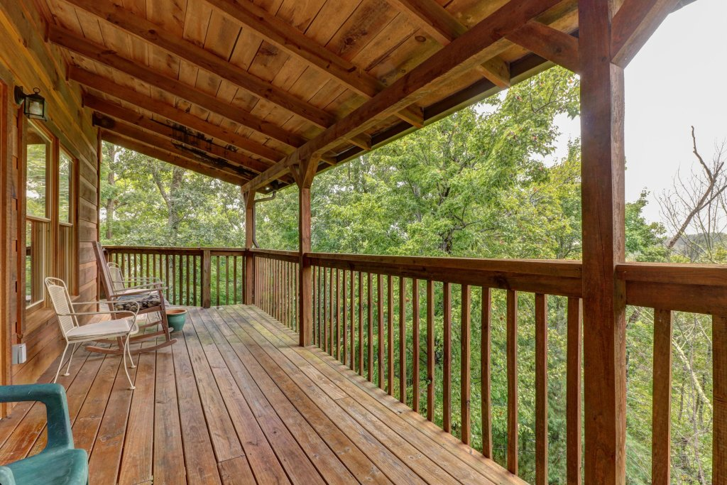 Photo of a Pigeon Forge Cabin named 20/20 View - This is the twenty-third photo in the set.