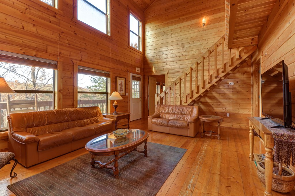 Photo of a Pigeon Forge Cabin named Cloud 9 - This is the nineteenth photo in the set.
