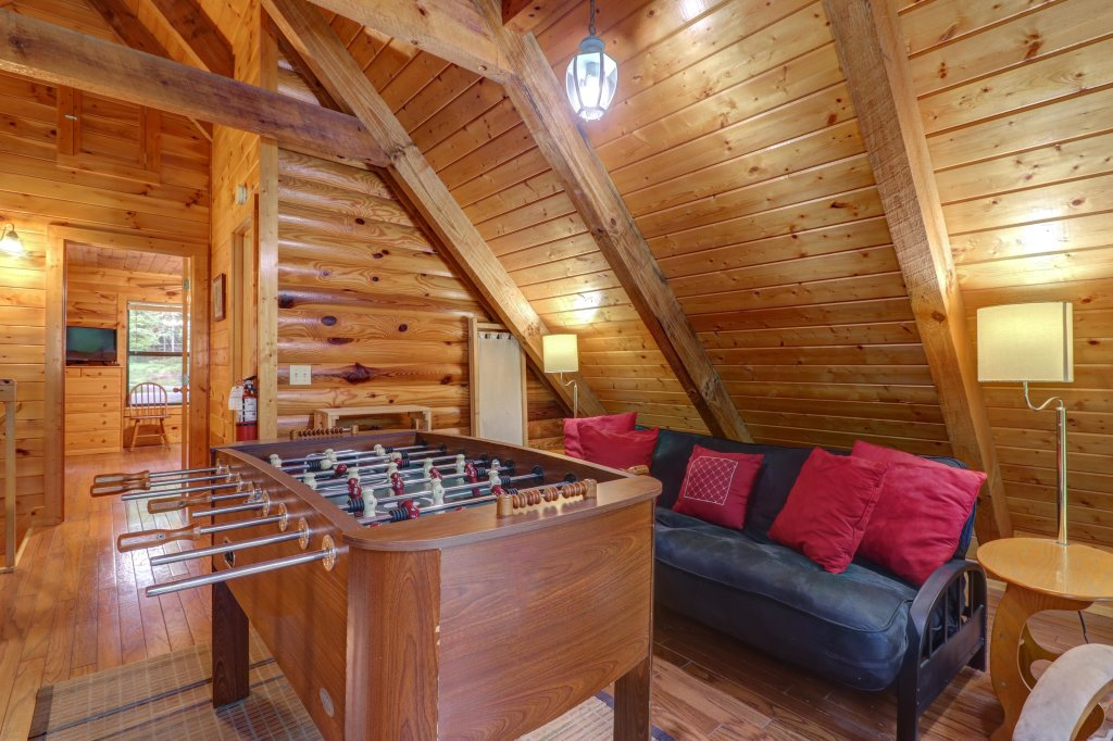Photo of a Sevierville Cabin named Friendly Bear Cabin - This is the twentieth photo in the set.
