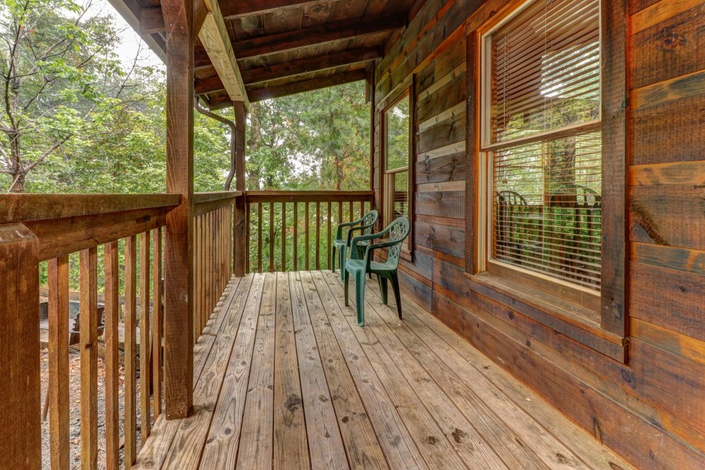 Photo of a Pigeon Forge Cabin named 20/20 View - This is the twentieth photo in the set.
