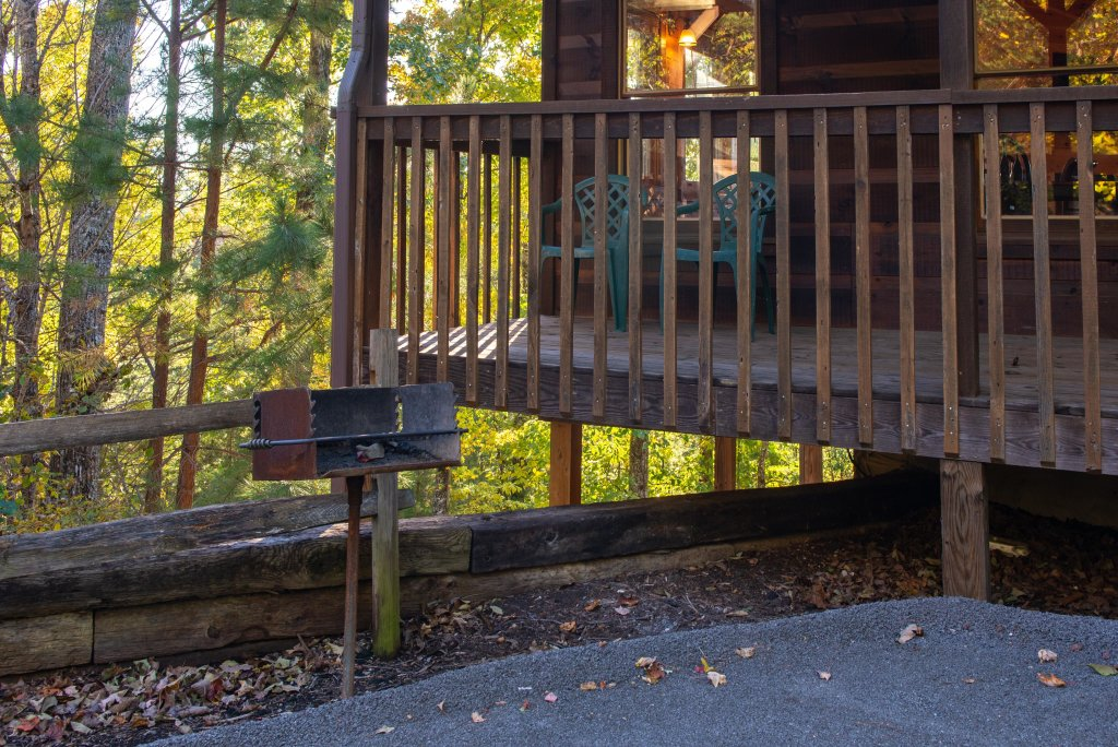 Photo of a Pigeon Forge Cabin named 20/20 View - This is the thirty-fourth photo in the set.