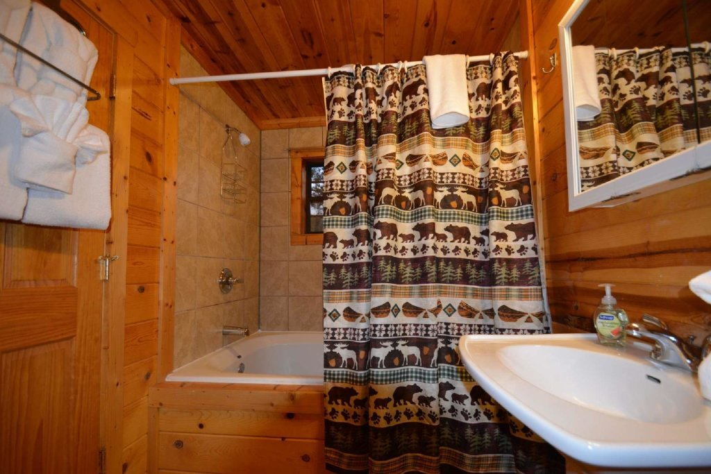 Photo of a Gatlinburg Cabin named Paws And Unwind - This is the nineteenth photo in the set.